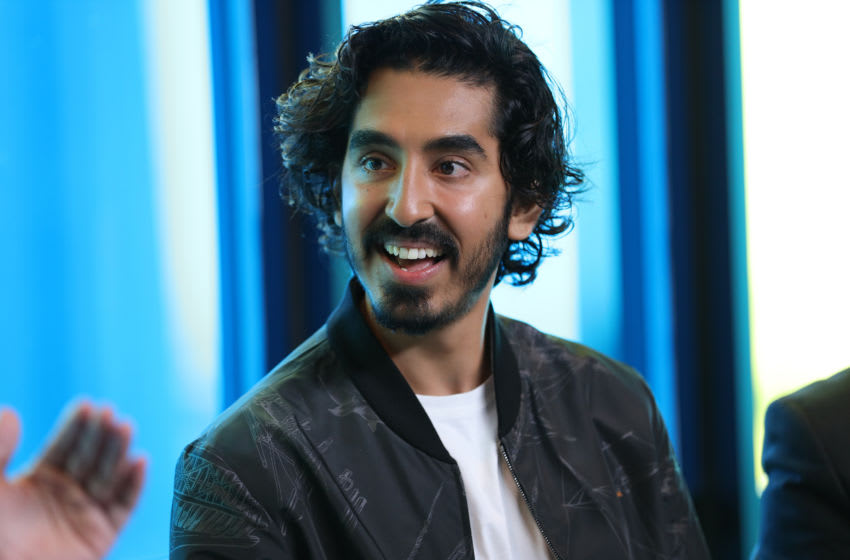 TORONTO, ONTARIO - SEPTEMBER 06: Actor Dev Patel of 'The Personal History of David Copperfield' attends The IMDb Studio Presented By Intuit QuickBooks at Toronto 2019 at Bisha Hotel & Residences on September 06, 2019 in Toronto, Canada. (Photo by Rich Polk/Getty Images for IMDb)