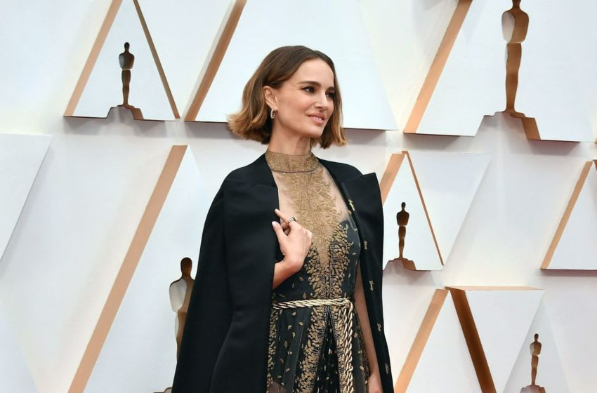 HOLLYWOOD, CALIFORNIA - FEBRUARY 09: Natalie Portman` attends the 92nd Annual Academy Awards at Hollywood and Highland on February 09, 2020 in Hollywood, California. (Photo by Amy Sussman/Getty Images)