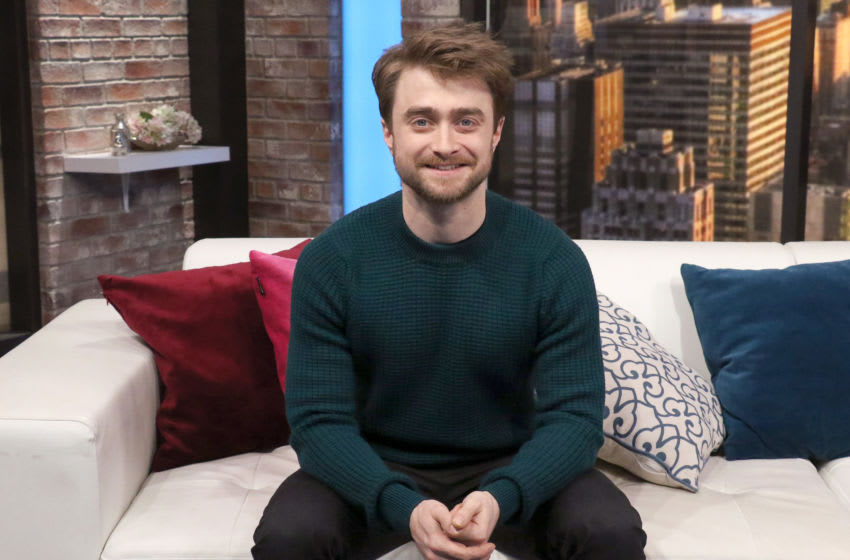 Harry Potter Actor Daniel Radcliffe (Photo by Jim Spellman/Getty Images)