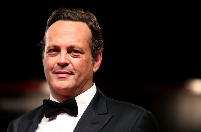 VENICE, ITALY - SEPTEMBER 03: Vince Vaughn walks the red carpet ahead of the