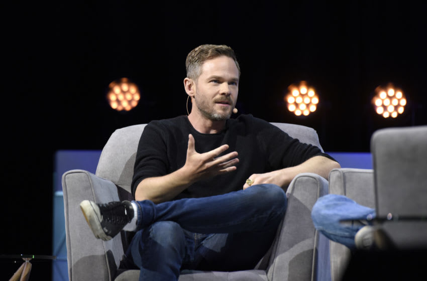 LOS ANGELES, CALIFORNIA - JUNE 11: Shawn Ashmore speaks onstage at The Dark Pictures: Man of Medan: Putting Fear Back Into Games panel during E3 2019 at the Novo Theatre on June 11, 2019 in Los Angeles, California. (Photo by Vivien Killilea/Getty Images for E3/Entertainment Software Association) (Photo by Vivien Killilea/Getty Images for E3/Entertainment Software Association)
