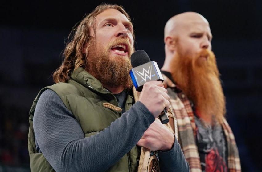 WWE, Daniel Bryan via wwe.com