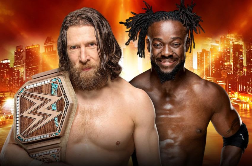"WWE Champion ""The New"" Daniel Bryan vs. Kofi Kingston. Photo Credit: WWE.com"