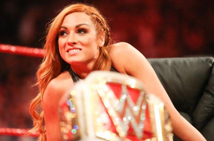 WWE, Becky Lynch Photo Credit: WWE.com
