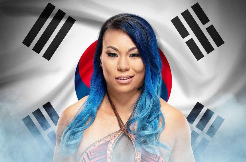 WWE, Mia Yim Credit: WWE.com