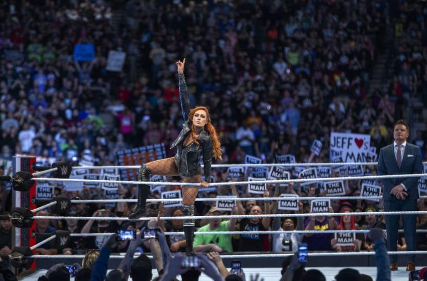 Photo: Becky Lynch, WWE 2019