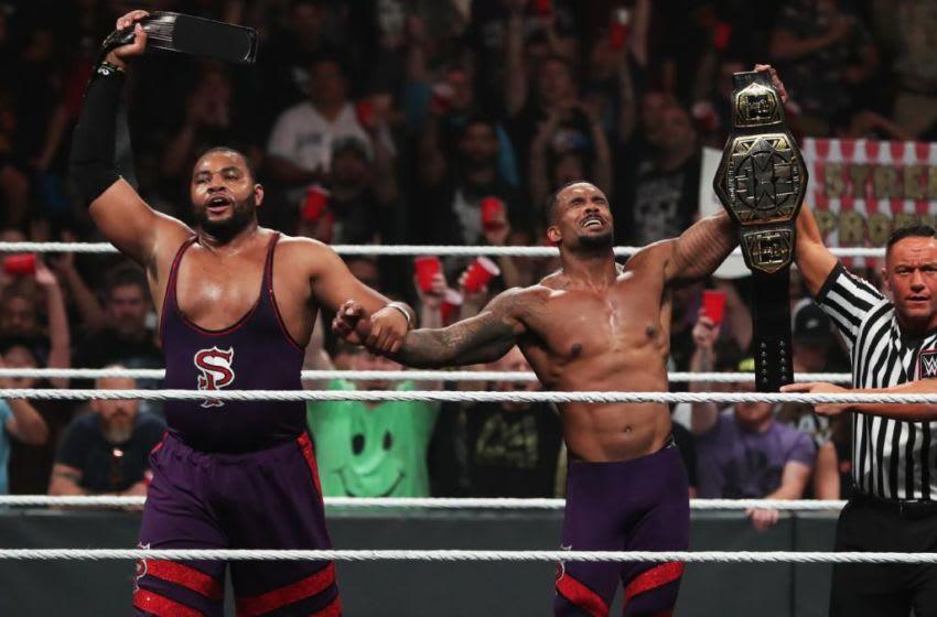WWE, Street Profits Credit: WWE.com