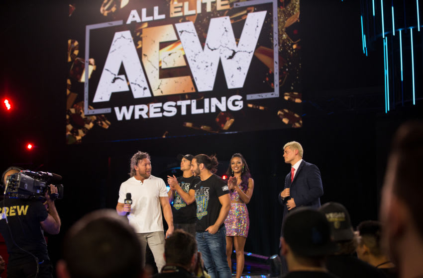AEW Credit: All Elite Wrestling