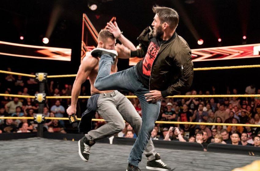 WWE NXT, Johnny Gargano Credit: WWE.com