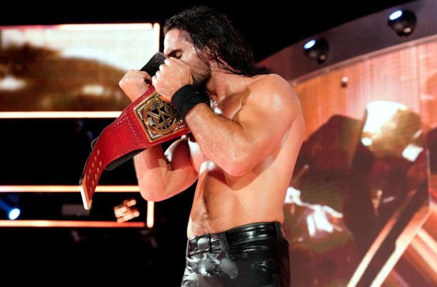 WWE, Seth Rollins Photo courtesy WWE.com