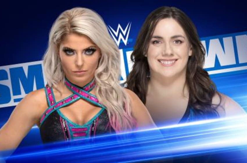 Alexa Bliss, Nikki Cross, WWE SmackDown Photo: WWE.com