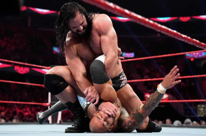 WWE, Drew McIntyre Photo: WWE.com