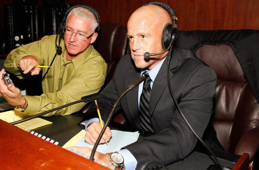 Joey Mercury at WWE SmackDown Live. Photo: WWE.com
