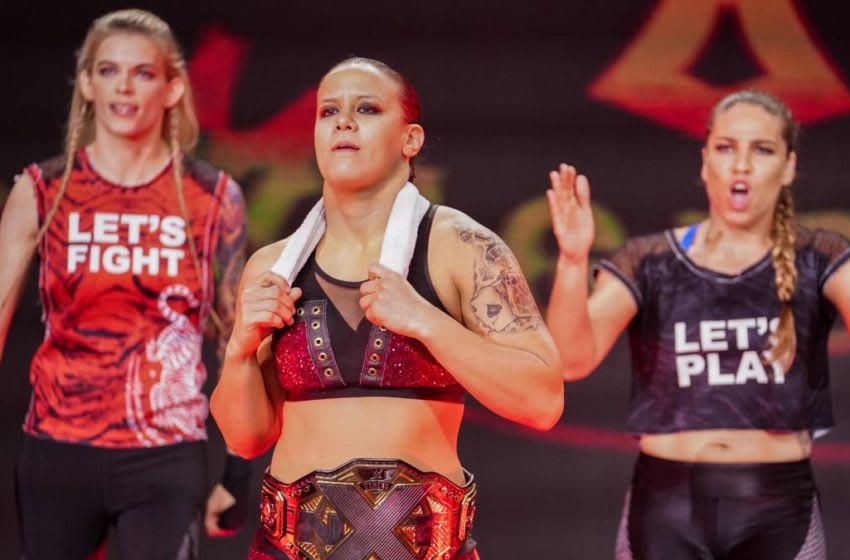 WWE, Shayna Baszler Photo: WWE.com