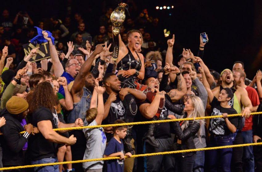 WWE, Rhea Ripley Credit: WWE.com