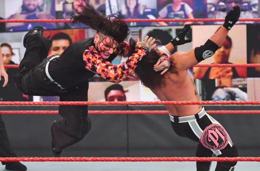 Jeff Hardy, WWE (photo courtesy of WWE)