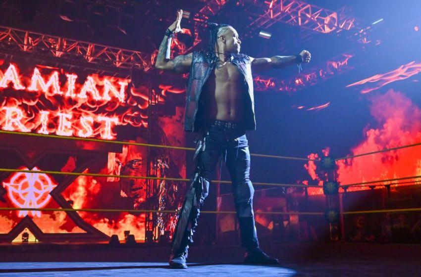 Damian Priest, WWE (photo courtesy of WWE)
