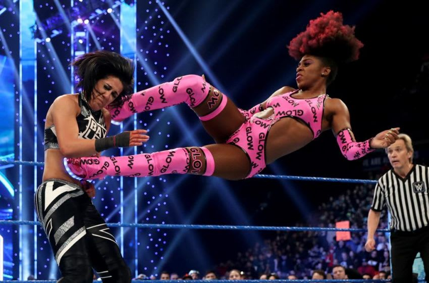 Naomi, WWE SmackDown Feb 14. Credit: WWE.com