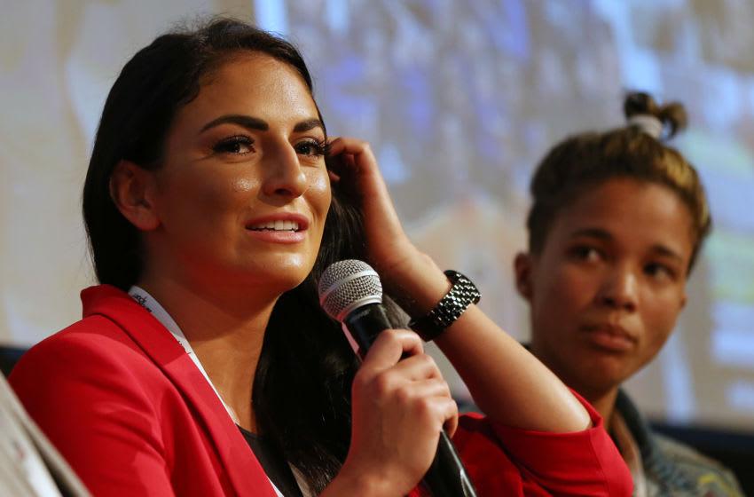 WWE, Sonya Deville (Photo by Rich Schultz/Getty Images)