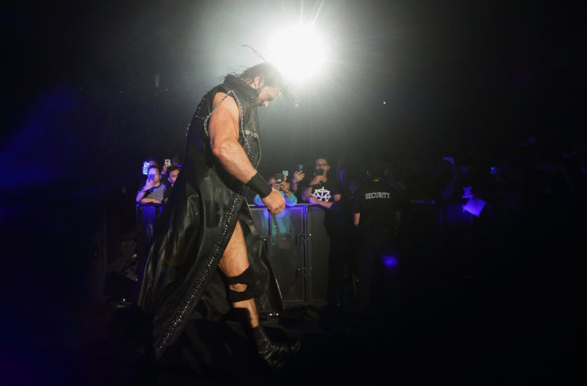 WWE, Drew McIntyre (Photo by Suhaimi Abdullah/Getty Images for Singapore Sports Hub)