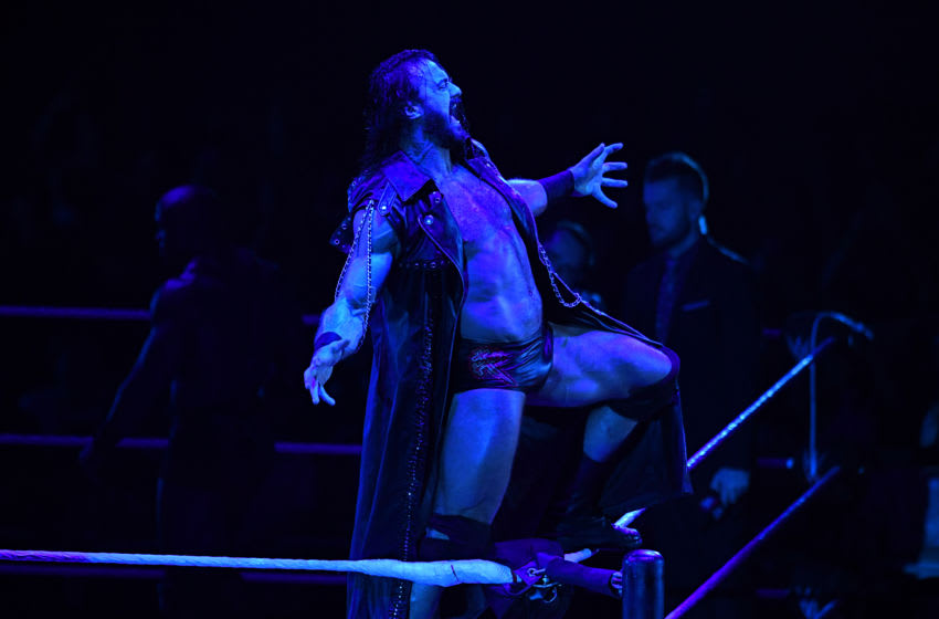WWE, Drew McIntyre (Photo by Etsuo Hara/Getty Images)