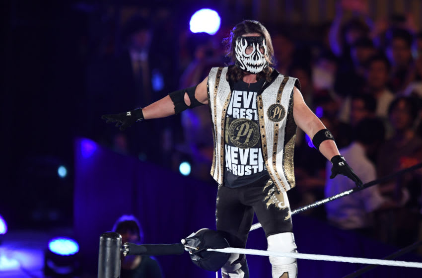 WWE, AJ Styles (Photo by Etsuo Hara/Getty Images)