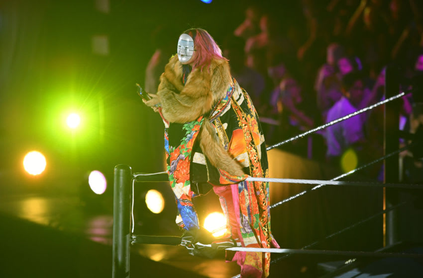 WWE, Asuka (Photo by Etsuo Hara/Getty Images)