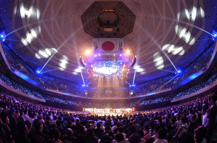 NJPW (Photo by Masashi Hara/Getty Images)