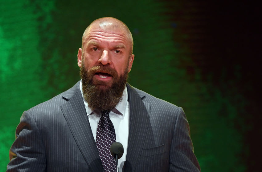 WWE, Triple H (Photo by Ethan Miller/Getty Images)