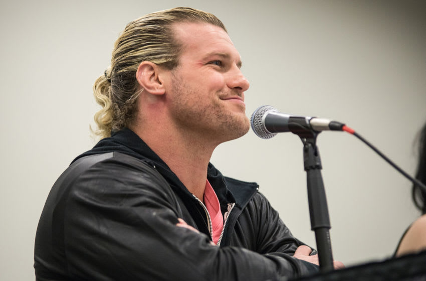 WWE, Dolph Ziggler (Photo by Patrick R. Murphy/Getty Images)