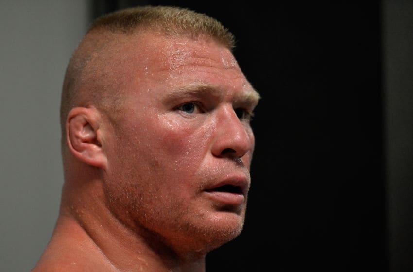 WWE, Brock Lesnar (Photo by Brandon Magnus/Zuffa LLC/Zuffa LLC via Getty Images)