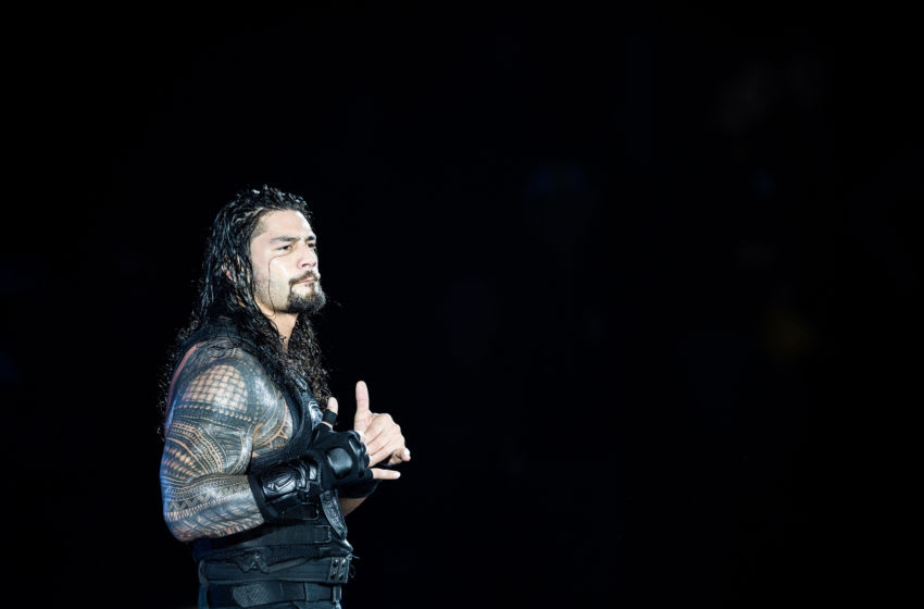 WWE, Roman Reigns (Photo by Lukas Schulze/Bongarts/Getty Images)