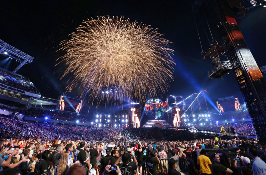 WWE WrestleMania (Stephen M. Dowell/Orlando Sentinel/TNS via Getty Images)
