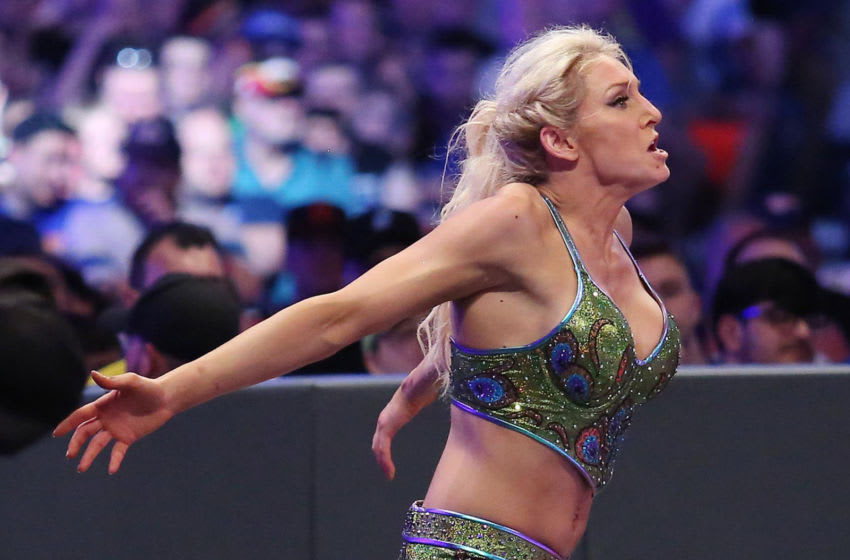WWE, Charlotte Flair (Stephen M. Dowell/Orlando Sentinel/Tribune News Service via Getty Images)
