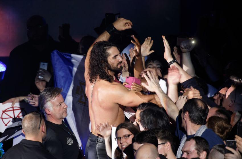 WWE, Seth Rollins (Photo by Sylvain Lefevre/Getty Images)