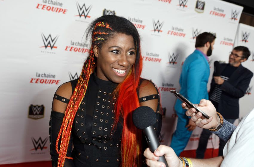 WWE, Ember Moon (Photo by Sylvain Lefevre/Getty Images)