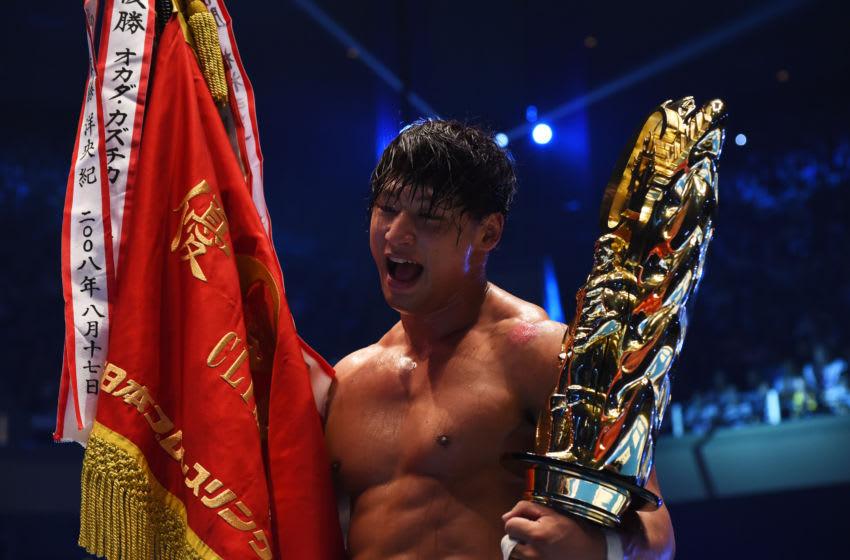 NJPW, Kota Ibushi (Photo by Etsuo Hara/Getty Images)