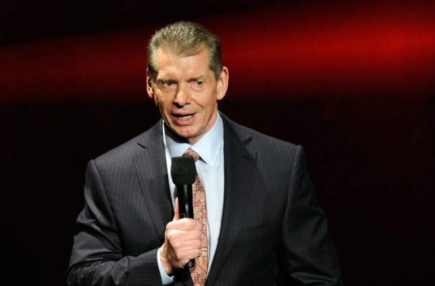 WWE, Vince McMahon (Photo by Ethan Miller/Getty Images)