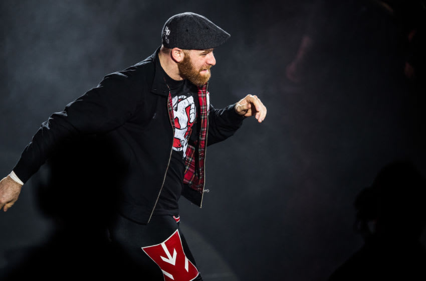Sami Zayn, WWE (Photo by Lukas Schulze/Bongarts/Getty Images)