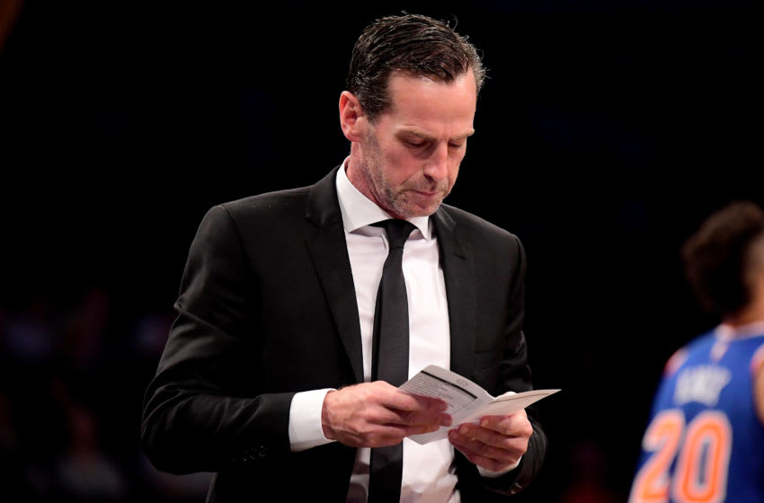Kenny Atkinson, New York Knicks candidate (Photo by Steven Ryan/Getty Images)