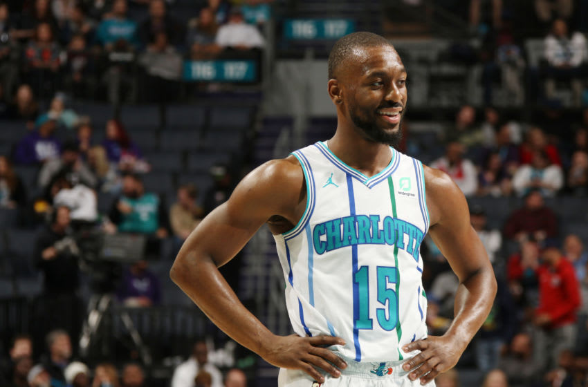 Charlotte Hornets Kemba Walker (Photo by Brock Williams-Smith/NBAE via Getty Images)