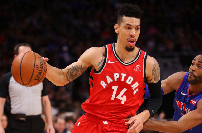 Raptors Danny Green (Photo by Gregory Shamus/Getty Images)