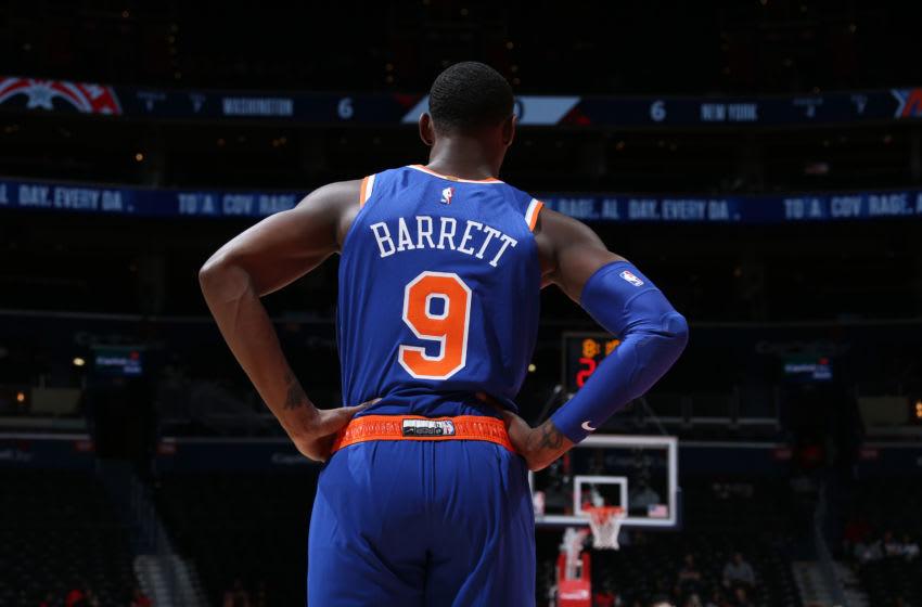 New York Knicks (Photo by Stephen Gosling/NBAE via Getty Images)