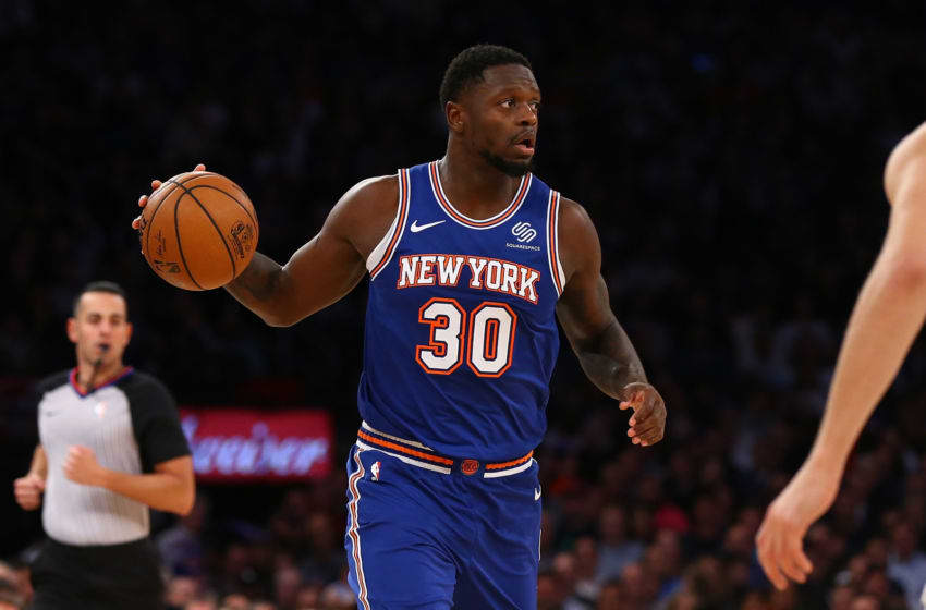 New York Knicks (Photo by Mike Stobe/Getty Images)