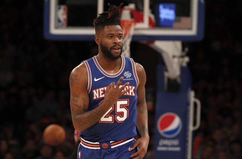 Reggie Bullock, NY Knicks (Photo by Jim McIsaac/Getty Images)