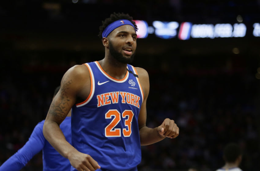 Mitchell Robinson, New York Knicks (Photo by Duane Burleson/Getty Images)
