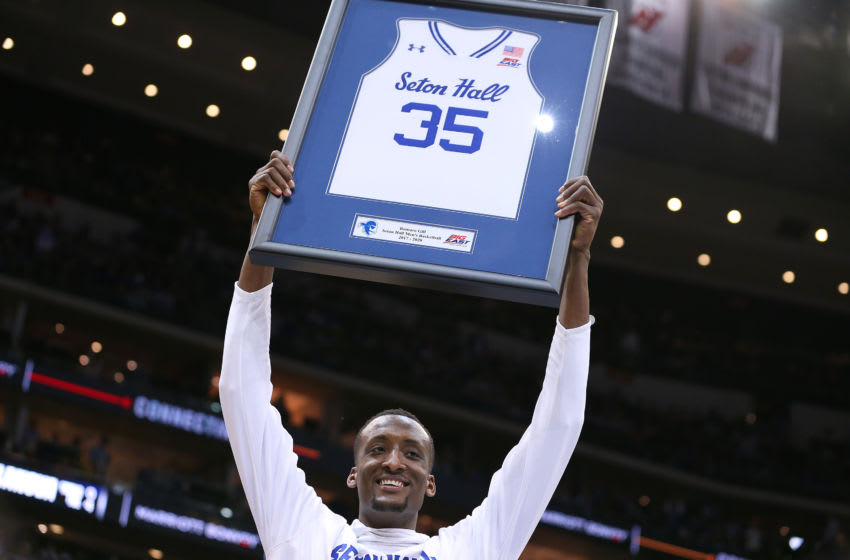 Romaro Gill, Seton Hall Pirates (Photo by Rich Schultz/Getty Images)