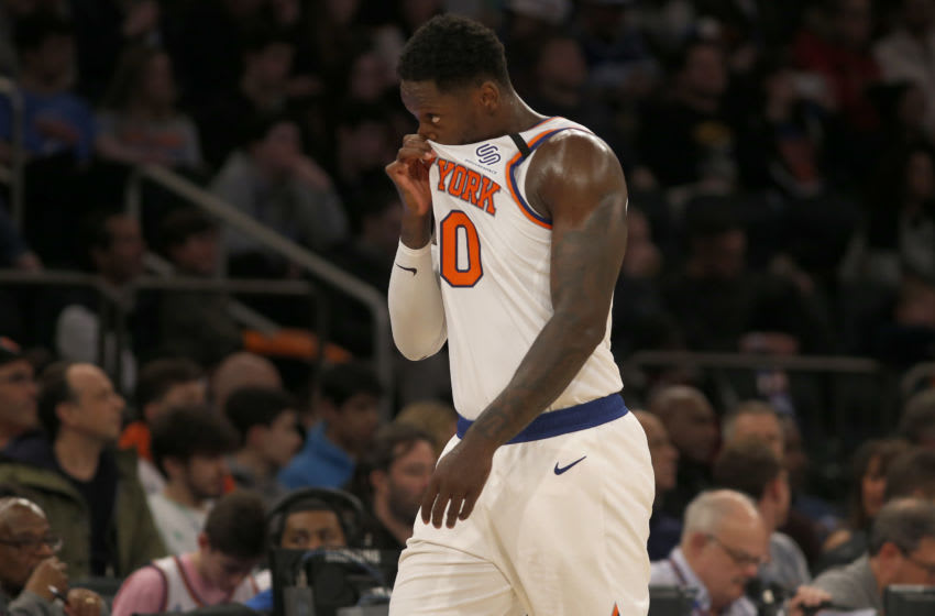 Julius Randle, Knicks. (Photo by Jim McIsaac/Getty Images)