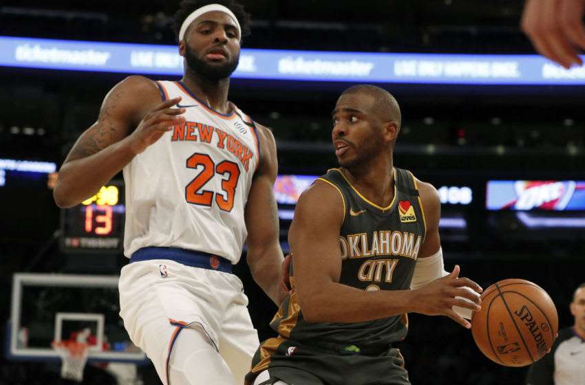 Mitchell Robinson, New York Knicks (Photo by Jim McIsaac/Getty Images)