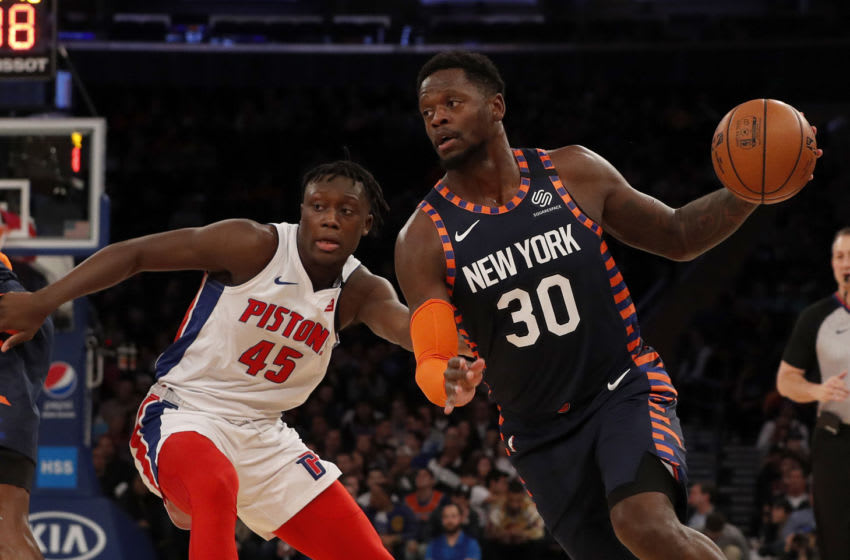 Julius Randle, New York Knicks (Photo by Jim McIsaac/Getty Images)